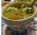 28.  Green Soup