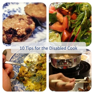 132.  10 Tips for the Disabled Cook