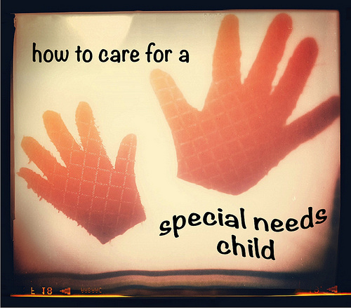 How to Care for a Special Needs Child