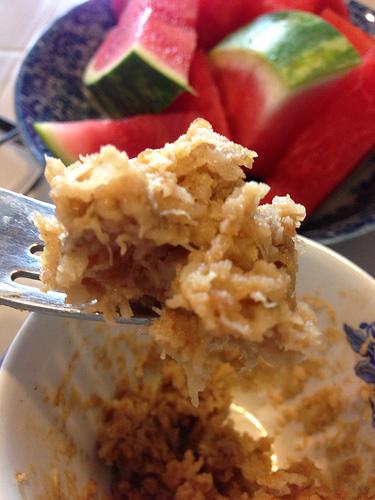 PB2 Mug Cake || w coconut, grain free, NSA || Ann Ning Learning How