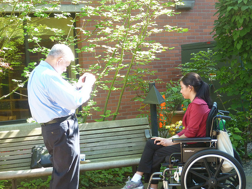 In the Garden || AVM Recovery 3rd Hospital || Ann Ning Learning How