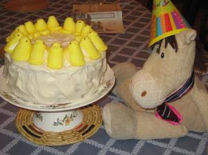 Ed's Birthday Hummingbird Cake || Ann Ning Learning How