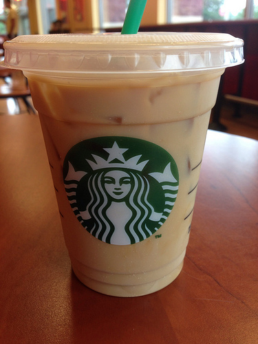 Decaf Tall Soy Sugarless Hazelnut Machiato