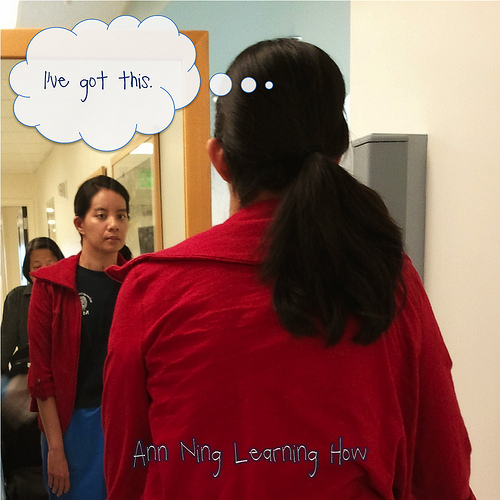 I've Got This | Early Physical Therapy | Ann Ning Learning How