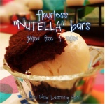 "229.  Flourless ""Nutella"" Bars"