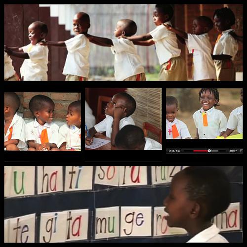 Discovery School| Burundi | Ann Ning Learning How