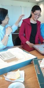 Standing in OT - Scrabble | Ann Ning Learning How