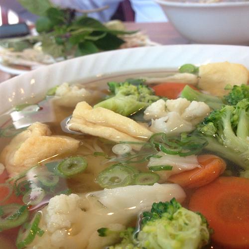 vegetable pho   Ann Ning Learning How