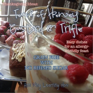 289.  Easy Custard & Trifle