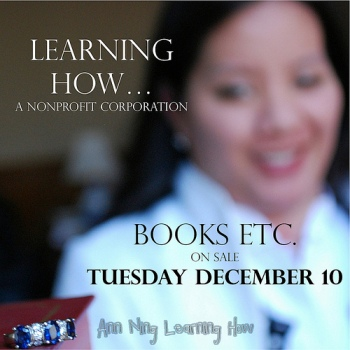 Target Launch Tues Dec 10  Ann Ning Learning How