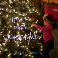 309.  How to Teach Stewardship