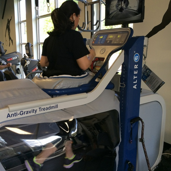 Running With Myself | AlterG | ORFR | Ann Ning Learning How