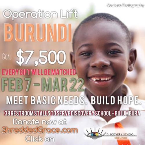 Op Lift Burundi